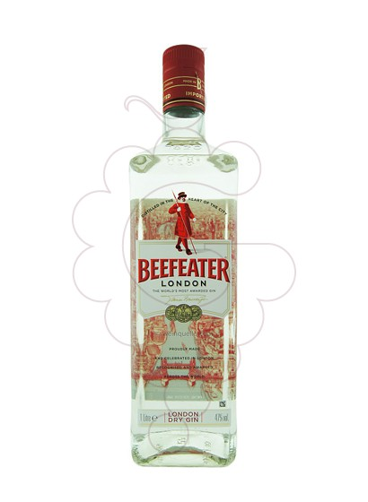 Foto Ginebra Beefeater emplenable