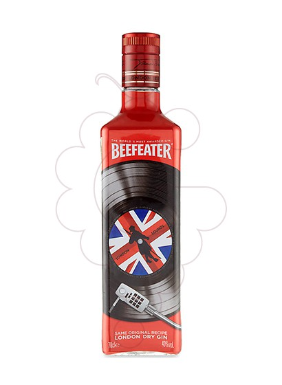Foto Ginebra Beefeater London Sounds Limited Ed.