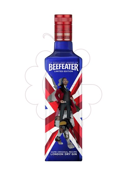 Foto Ginebra Beefeater Limited Edition