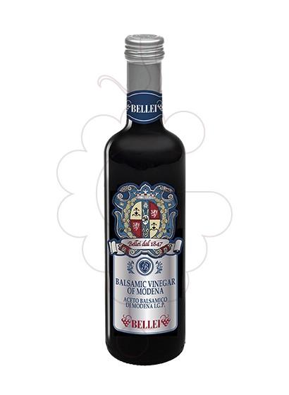 Foto Vinagre Bellei Aceto Balsamico Etiqueta Plata