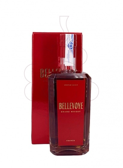 Foto Whisky Bellevoye Rouge