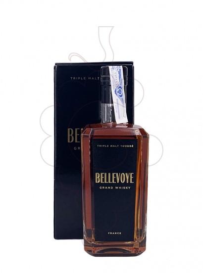 Foto Whisky Bellevoye Noir