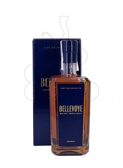 Foto Whisky Bellevoye Bleu