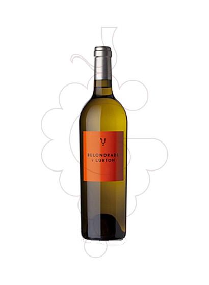 Foto Belondrade y Lurton vi blanc