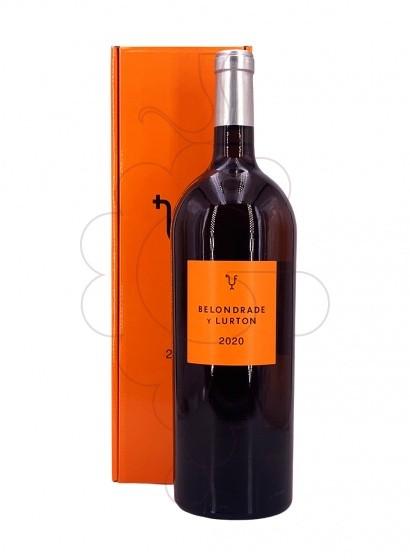 Foto Belondrade y Lurton Magnum vi blanc