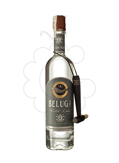 Foto Vodka Beluga Gold Line