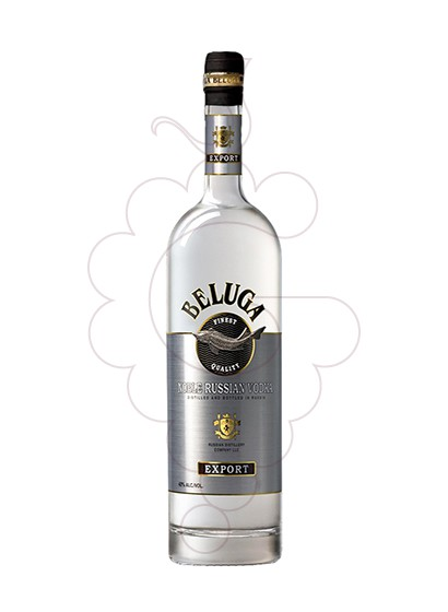 Foto Vodka Beluga