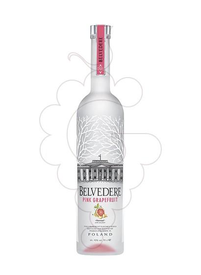 Foto Vodka Belvedere Pink Grapefruit