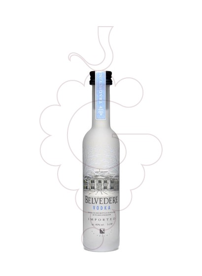 Foto Vodka Belvedere (mini)