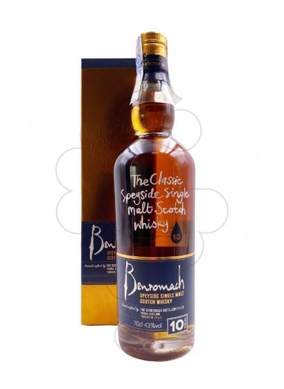 Foto Whisky Benromach Speyside 10 Anys