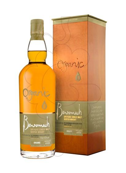 Foto Whisky Benromach Speyside Organic