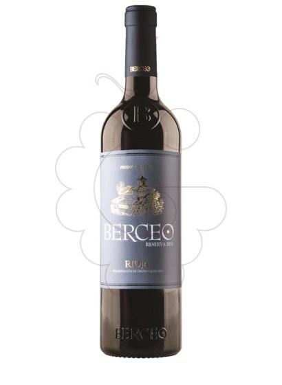 Foto Berceo Reserva vi negre