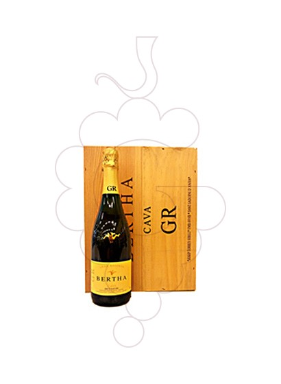 Foto Caixes regal Bertha Gran Reserva Brut Nature (Pack Fusta 3 u)
