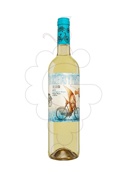 Foto Bicicletas y Peces Sauvignon Blanc vi blanc