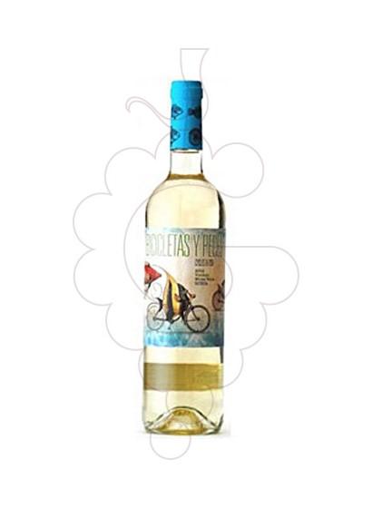 Foto Bicicletas y Peces Verdejo  vi blanc