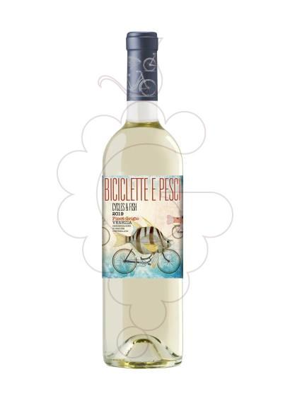 Foto Biciclette e Pesci Pinot Griggio vi blanc