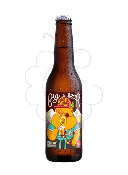 Foto Cervesa Big Bear Pale Ale Gluten Free