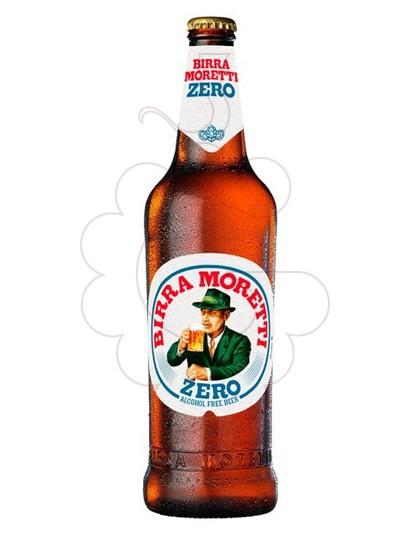 Foto Cervesa sense alcohol Birra Moretti Zero s/alc