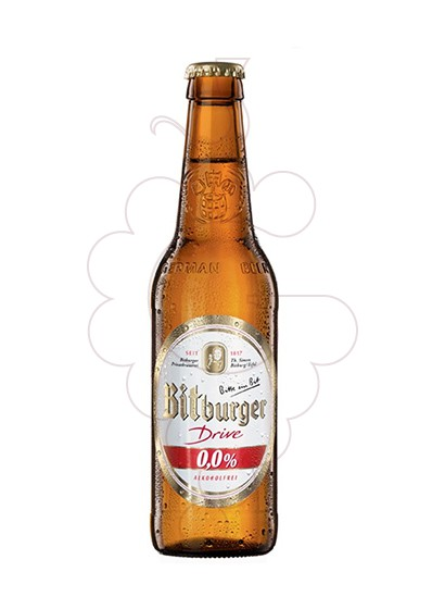 Foto Cervesa sense alcohol Bitburger (s/alcohol)