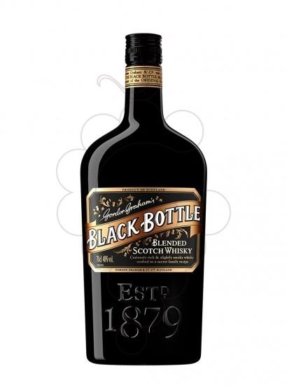 Foto Whisky Black Bottle Gordon Grahams