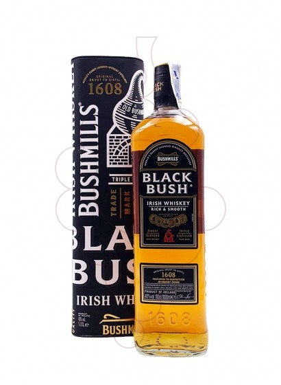 Foto Whisky Bushmills Black Bush