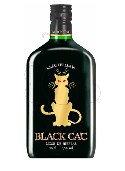 Foto Licor Black Cat Licor de Hierbas