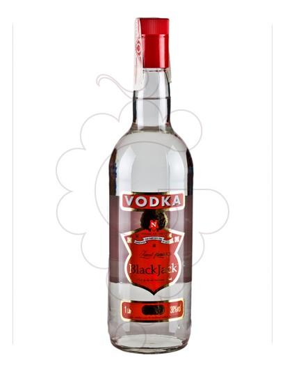 Foto Vodka Black Jack Vodka
