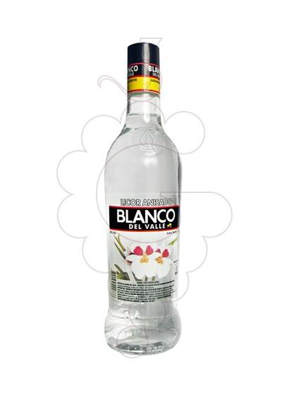 Foto Licor Anisado Blanco del Valle