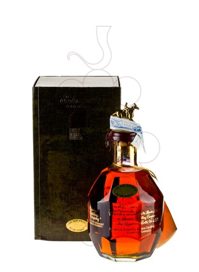 Foto Whisky Blanton's Gold Edition