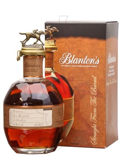 Foto Whisky Blanton's Straight From Barrel