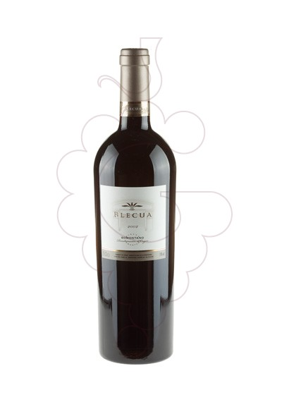 Foto Blecua vi negre