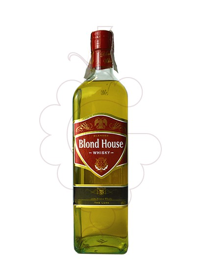 Foto Whisky Blond House