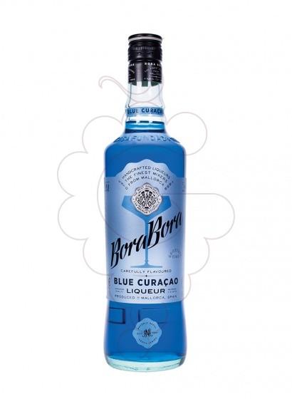 Foto Licor Blue Curaçao Bora Bora