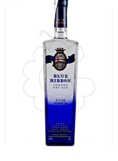 Foto Ginebra Blue Ribbon