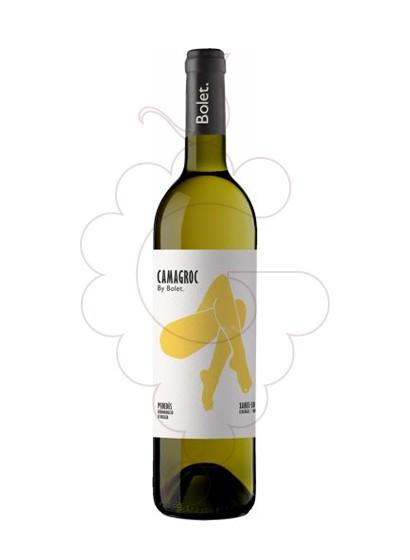 Foto Bolet Camagroc Xarel.lo Ecològic vi blanc