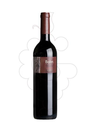 Foto Bolet Cabernet Sauvignon vi negre