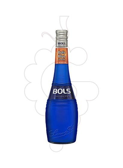 Foto Licor Bols Curaçao Blue