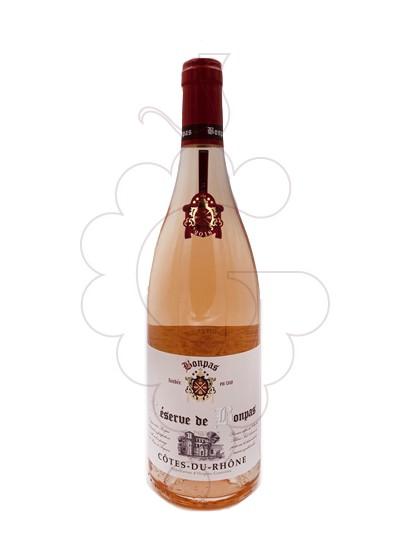 Foto Bonpas Côtes du Rhône Rosat vi rosat