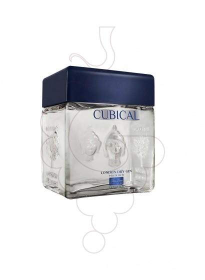 Foto Ginebra Cubical Premium