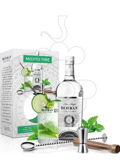 Foto Caixes regal Pack Mojito Time Botran Blanco