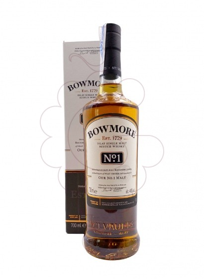Foto Whisky Bowmore Our Nº 1