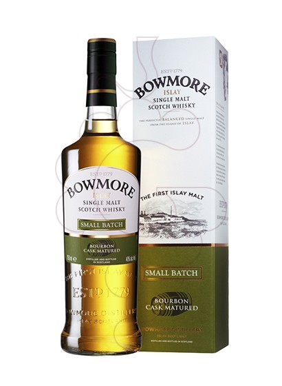 Foto Whisky Bowmore Small Batch