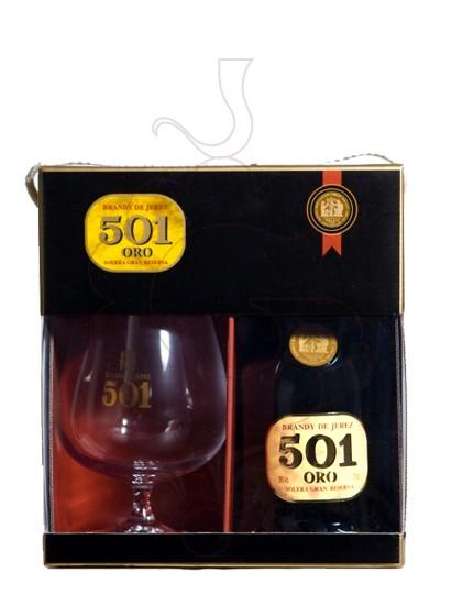 Foto Brandi 501 Oro Pack (1 u + Copa)