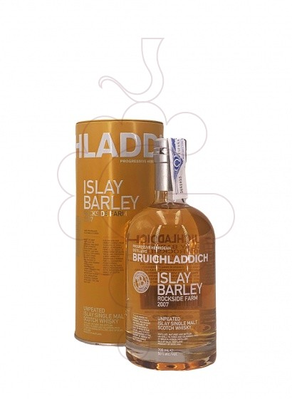 Foto Whisky Bruichladdich Islay Barley Rockside Farm 2007