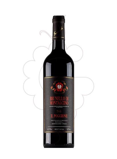 Foto Il Poggione Brunello di Montalcino vi negre