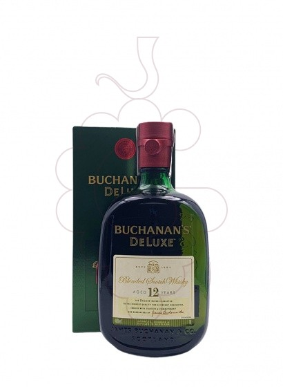 Foto Whisky Buchanan's 12 Anys