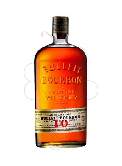 Foto Whisky Bulleit Bourbon 10 Anys