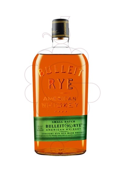 Foto Whisky Bulleit Rye Whiskey