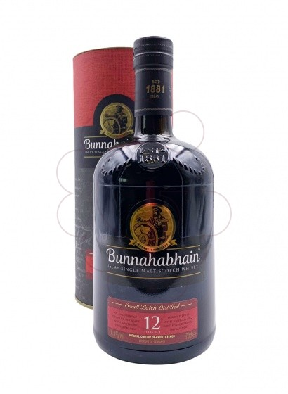 Foto Whisky Bunnahabhain 12 Anys