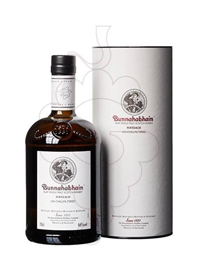 Foto Whisky Bunnahabhain Toiteach